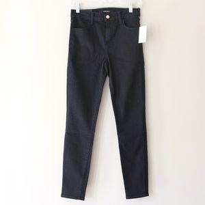 "J Brand    High Rise Crop Skinny Jeans ""Alana""  26"